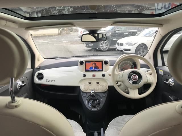 「フィアット」「フィアット 500」「コンパクトカー」「広島県」の中古車8