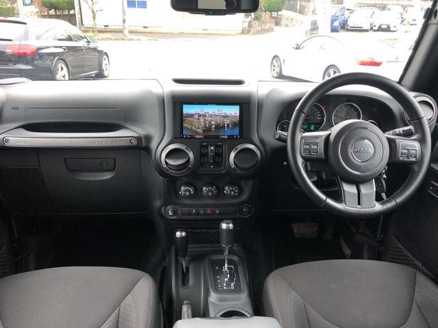 「その他」「クライスラージープ ラングラーアンリミテッド」「SUV・クロカン」「広島県」の中古車18
