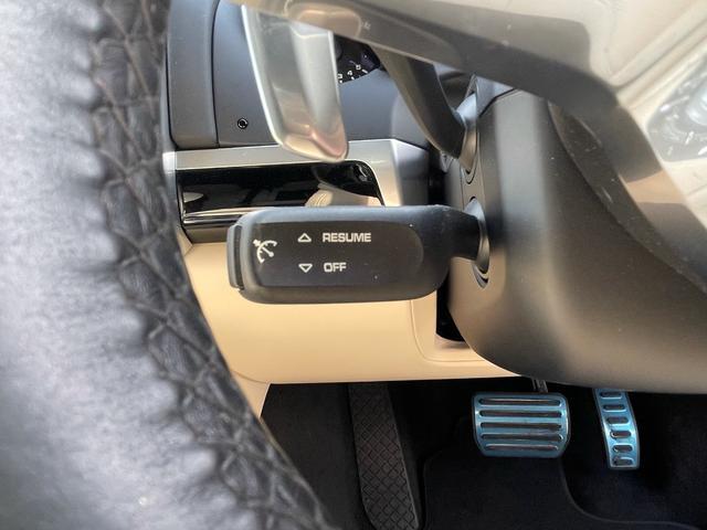 ターボ ティプトロニックS 4WD パノラマサンルーフ プライバシーガラス エントリー&ドライブ ドラレコ BOSEサラウンドシステム パワーシート TVキット 後席シートヒーター&リクライニング ETC 電動リアゲート(20枚目)