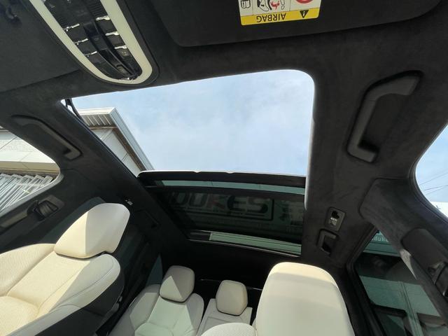 ターボ ティプトロニックS 4WD パノラマサンルーフ プライバシーガラス エントリー&ドライブ ドラレコ BOSEサラウンドシステム パワーシート TVキット 後席シートヒーター&リクライニング ETC 電動リアゲート(40枚目)