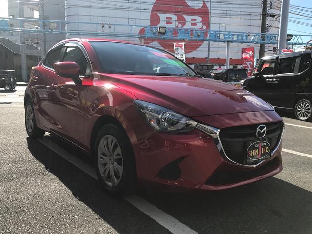 「マツダ」「デミオ」「コンパクトカー」「広島県」の中古車2