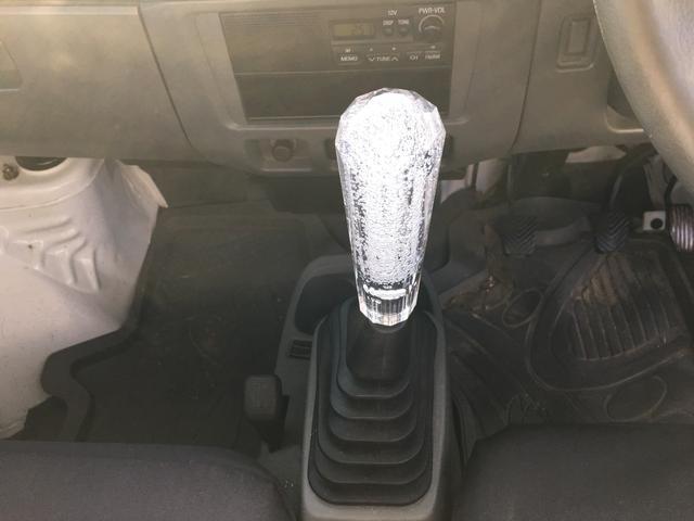 三菱 ミニキャブトラック 4WD 5速MT キーレス 三方開 作業灯 エアコン