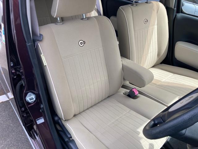 ココアプラスX 4WD ベンチシート ABS スマートキー(8枚目)