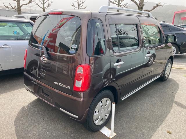 ココアプラスX 4WD ベンチシート ABS スマートキー(14枚目)