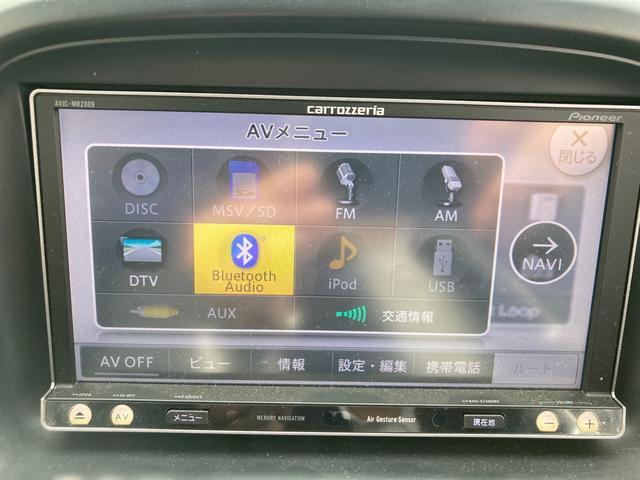 LS TVナビ Bluetooth接続可 ETC キーレス(4枚目)