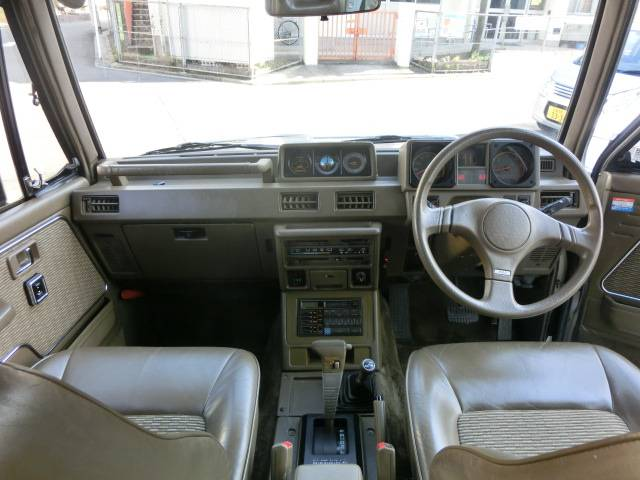 三菱 パジェロ エクシード 4WD ETC