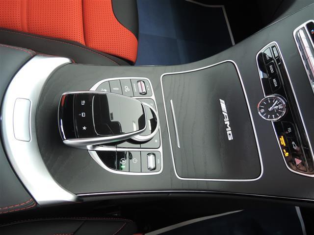 C63 エクスクルーシブパッケージ 4年保証 新車保証(17枚目)