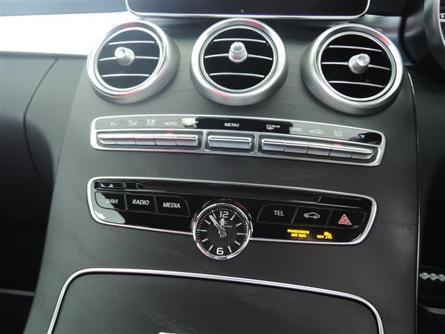 C63 エクスクルーシブパッケージ 4年保証 新車保証(18枚目)