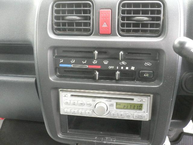 純正CDステレオ
