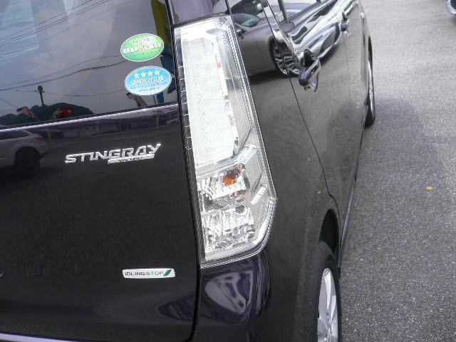「スズキ」「ワゴンRスティングレー」「コンパクトカー」「広島県」の中古車28