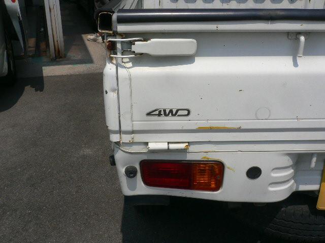 スペシャル 4WD パワステ 5速マニュアル(20枚目)