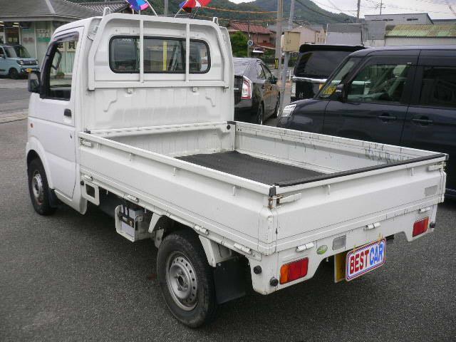 「スズキ」「キャリイトラック」「トラック」「広島県」の中古車4