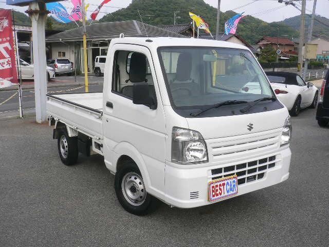 「スズキ」「キャリイトラック」「トラック」「広島県」の中古車3