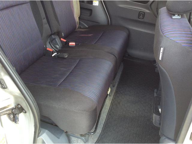 BANDIT MA15S 2型 後席両側電動スライドドア(13枚目)