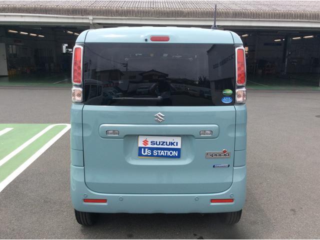 「スズキ」「スペーシア」「コンパクトカー」「島根県」の中古車7