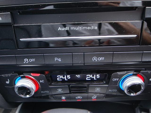 アウディ アウディ A5カブリオレ 2.0TFSIクワトロ 車高調 20AW 黒本革 赤幌