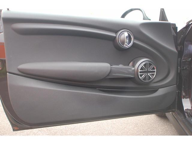 MINI MINI クーパー XYZ車高調 ポータブルナビ 社外18AW