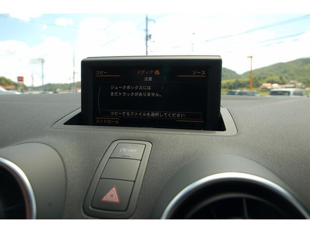 アウディ アウディ A1スポーツバック 1.4TFSI スマートキー キセノン オートAC