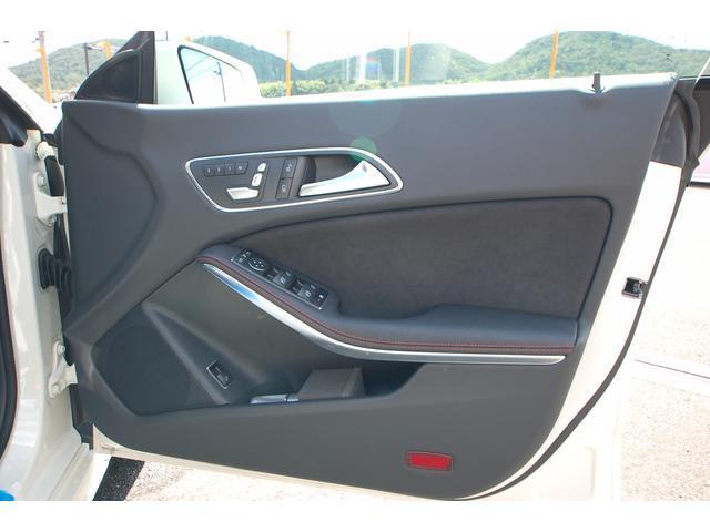 CLA180 SBスポーツ RSP HDDナビ 電動トランク(18枚目)
