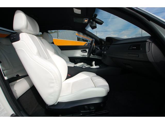 M3Mドライブ カーボンボンネット 白革シート エアロ(10枚目)