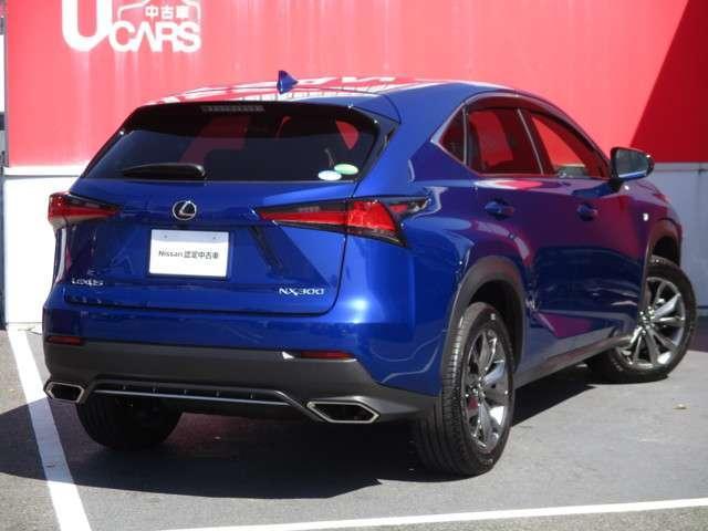 「レクサス」「NX」「SUV・クロカン」「広島県」の中古車3