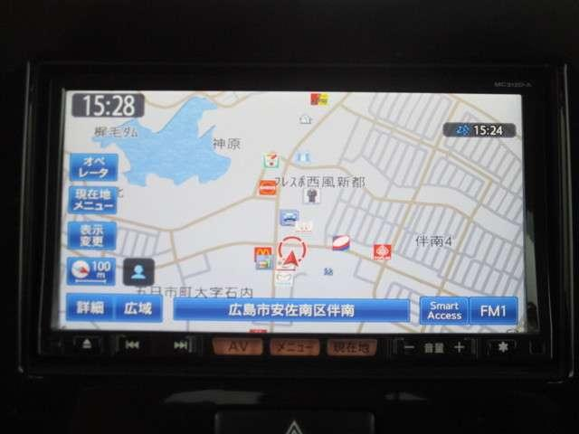 X ナビ 地デジ バックカメラ ETC 禁煙車(7枚目)