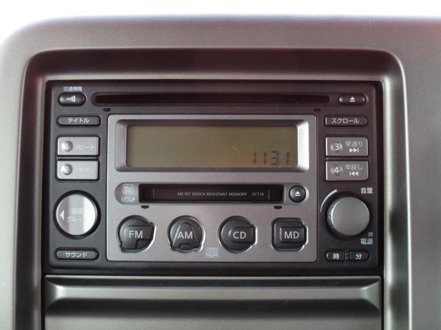 日産 キューブ 14S CD/MD ETC リモコンキー
