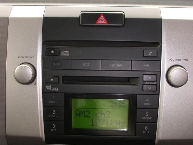 スズキ ワゴンR FX-Sリミテッド 純正アルミ キーレス HID