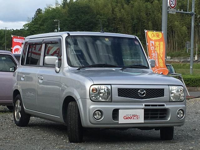 マツダ スピアーノ ターボ キーレス CDMD ABS