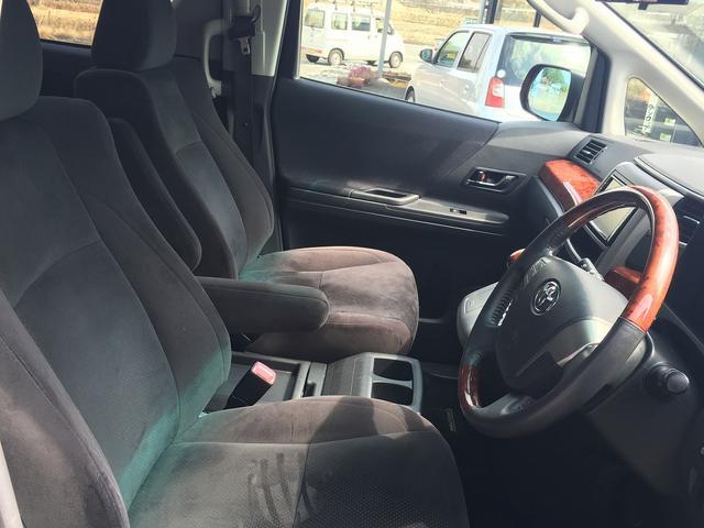 トヨタ ヴェルファイア 2.4Z プラチナムセレクション 4WD ナビTV 両側電動