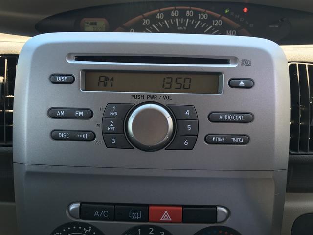 ダイハツ タント Xスペシャル スライドドア スマートキー CD