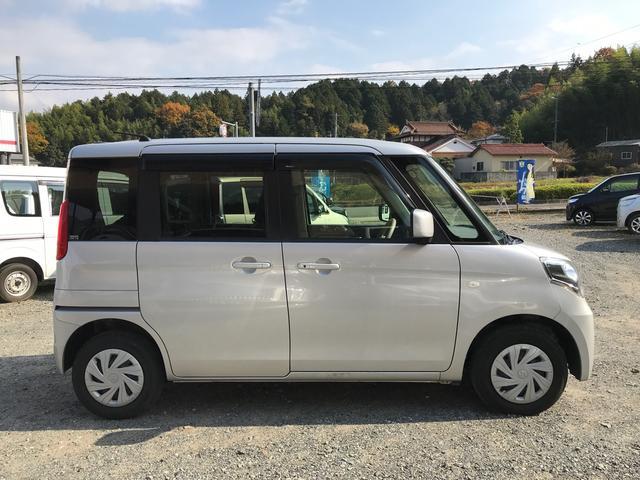 G TV ナビ 軽自動車 4WD シルキーシルバーメタリック(14枚目)