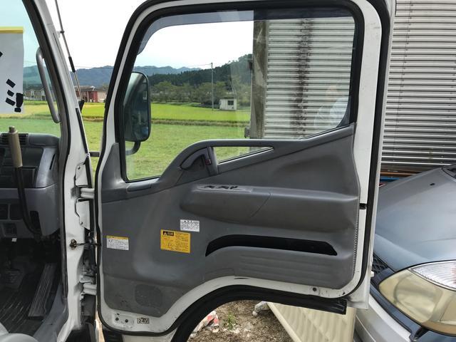 ダンプ 4ナンバー 小型 ターボ付 MT ETC 3t エアコン パワステ(17枚目)