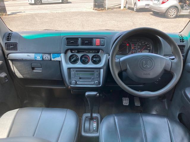 4WD 4速AT キーレス オーディオ エアコン パワステ 両側スライドドア(2枚目)