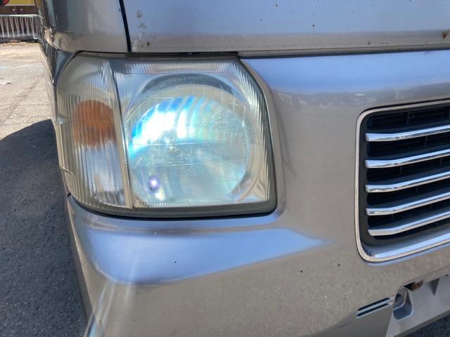 4WD 4速AT キーレス オーディオ エアコン パワステ 両側スライドドア(28枚目)