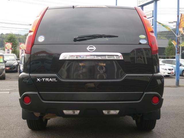 日産 エクストレイル 20Xt 4WD バックカメラ ETC