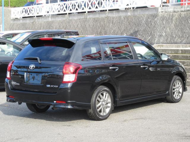 トヨタ カローラフィールダー 1.5G エアロツアラー・ダブルバイビー  ETC