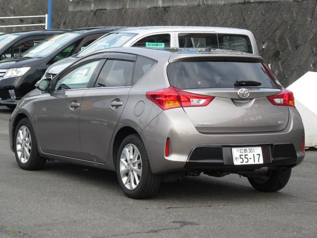 「トヨタ」「オーリス」「コンパクトカー」「広島県」の中古車6