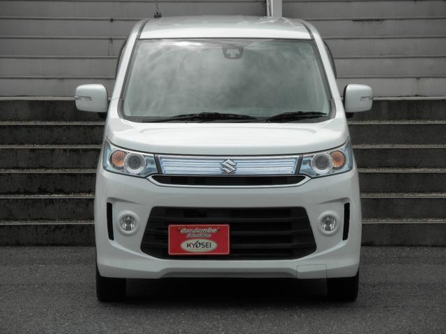 「スズキ」「ワゴンRスティングレー」「コンパクトカー」「広島県」の中古車19
