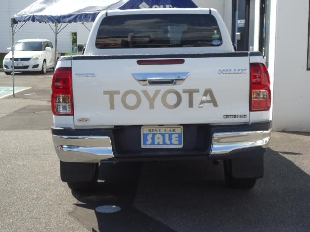 「トヨタ」「ハイラックス」「SUV・クロカン」「広島県」の中古車5