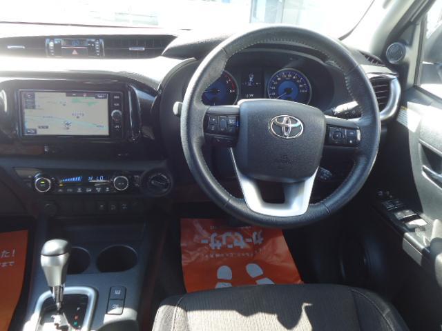 「トヨタ」「ハイラックス」「SUV・クロカン」「広島県」の中古車14