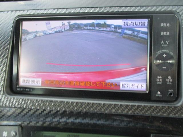 トヨタ プリウス Sツーリングセレクション 純正ナビ フルセグ 17インチAW