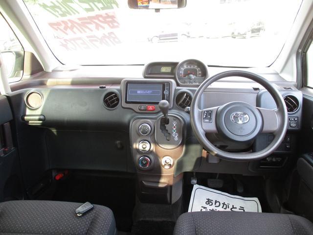 トヨタ スペイド F 純正ナビ フルセグ ETC キーフリー