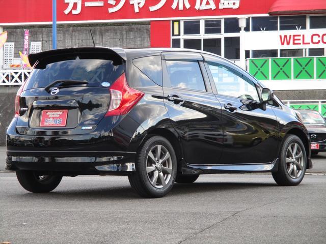 日産 ノート X DIG-S エアロスタイル 純正ナビ フルセグ