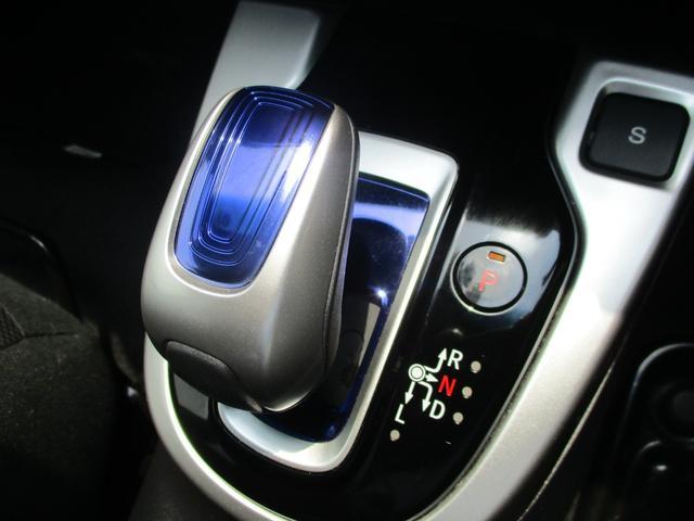 無段階変速のCVTだから変速ショックもありません。スムーズな加速を体験してください。また効率の良い伝達方式だから燃費もいいんです♪