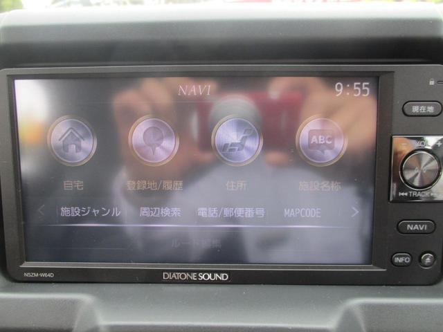 ローブ 純正ナビフルセグ BカメラLEDライト ワンオーナー(10枚目)