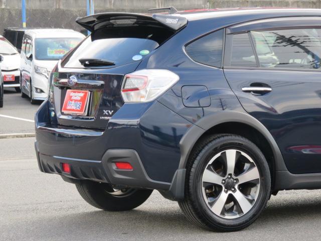 「スバル」「XVハイブリッド」「SUV・クロカン」「広島県」の中古車28