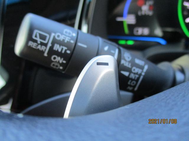 ハイブリッドXスタイルエディション 純正8インチナビフルセグ Bカメラ LEDヘッドライト ハーフレザーシート ワンオーナー(35枚目)