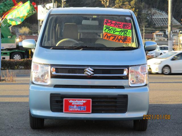 ハイブリッドFX 社外ナビ地デジ ETC シートヒーター キーレス(2枚目)
