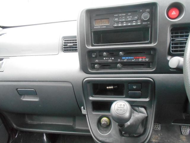 ダイハツ ハイゼットカーゴ DX4WD 5F
